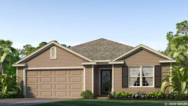 907 NW 251st Drive, Newberry, FL 32669 (MLS #431036) :: Bosshardt Realty