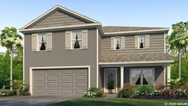 885 NW 251st Drive, Newberry, FL 32669 (MLS #431039) :: Bosshardt Realty