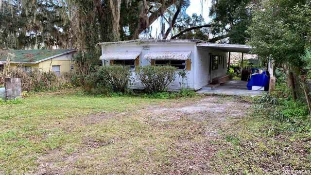 20819 NE 101 Avenue, Earleton, FL 32631 (MLS #431054) :: Bosshardt Realty