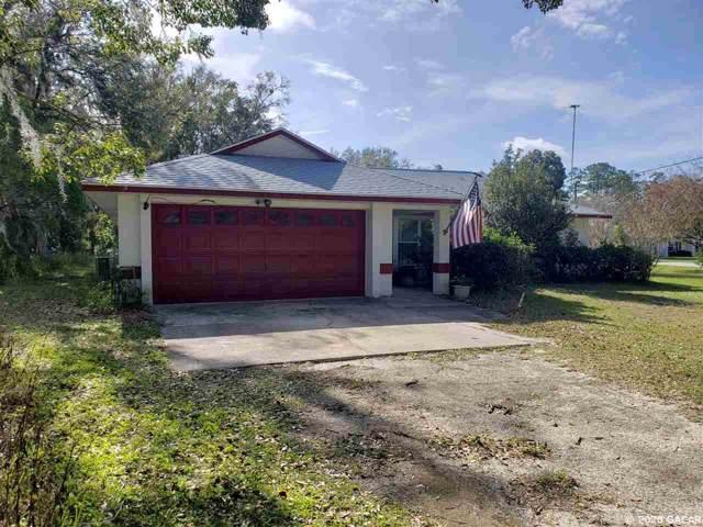 20517 NE 114th Avenue, Waldo, FL 32694 (MLS #431072) :: Bosshardt Realty