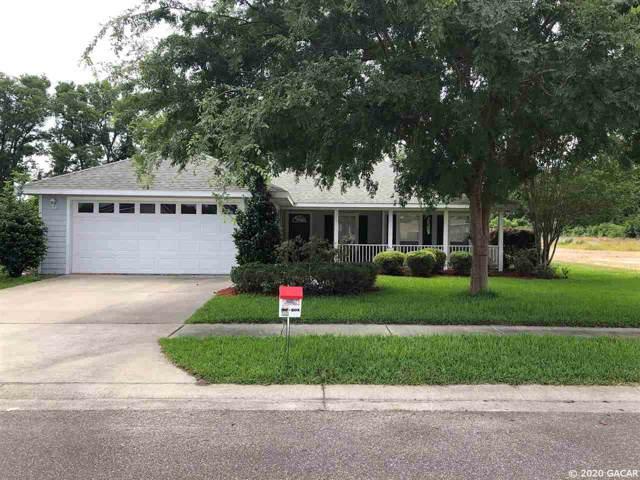 16539 NW 193rd Terrace, High Springs, FL 32655 (MLS #431076) :: Rabell Realty Group