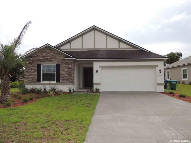 897 NW 250th Drive, Newberry, FL 32669 (MLS #431086) :: Bosshardt Realty