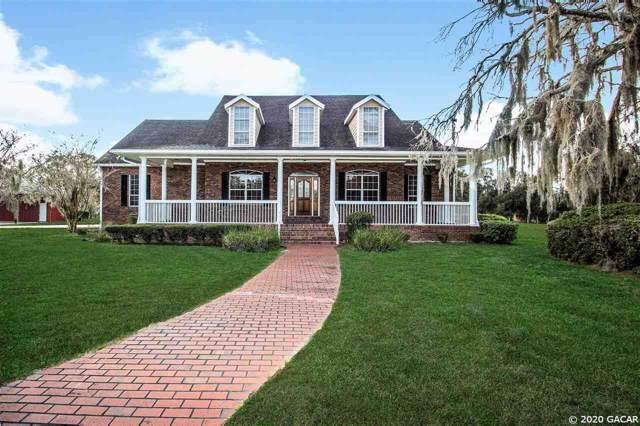 5550 NE 200TH Terrace, Williston, FL 32696 (MLS #431165) :: Better Homes & Gardens Real Estate Thomas Group