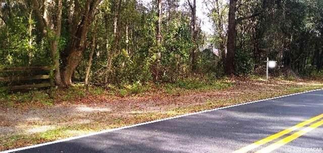 TBD - Lot 1 SW Durant Street, Ft. White, FL 32038 (MLS #431166) :: Bosshardt Realty