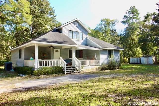 12891 NW 117th Avenue, Chiefland, FL 32626 (MLS #431168) :: Pristine Properties