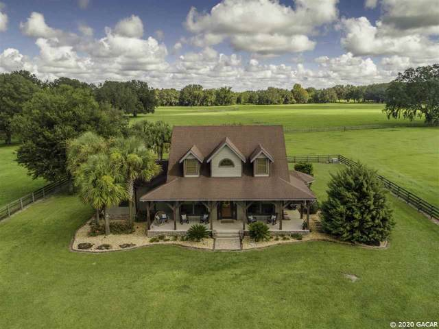 14778 NW 232nd Street, High Springs, FL 32643 (MLS #431218) :: Better Homes & Gardens Real Estate Thomas Group