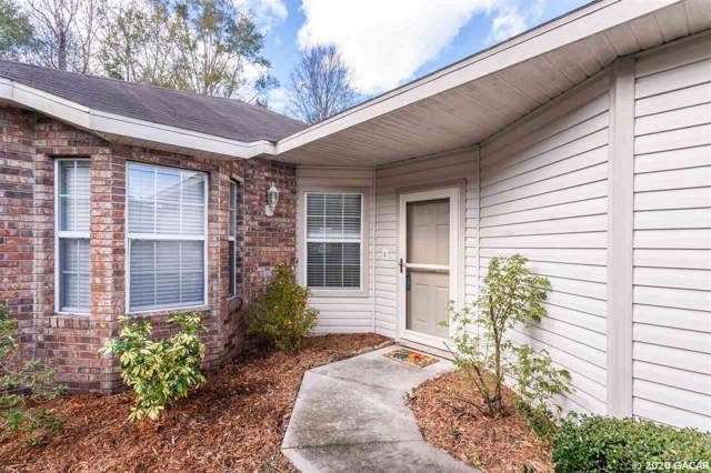 7904 NW 50th Way 6-F, Gainesville, FL 32653 (MLS #431220) :: Rabell Realty Group