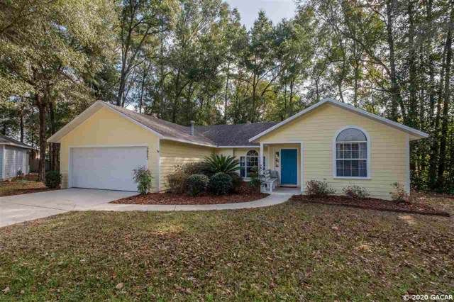 5923 SW 86th Street, Gainesville, FL 32608 (MLS #431224) :: Rabell Realty Group