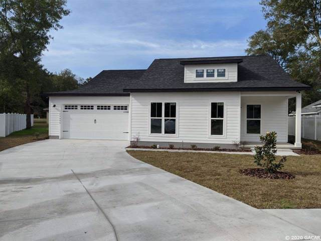 20090 NW 248th Street, High Springs, FL 32643 (MLS #431250) :: Rabell Realty Group