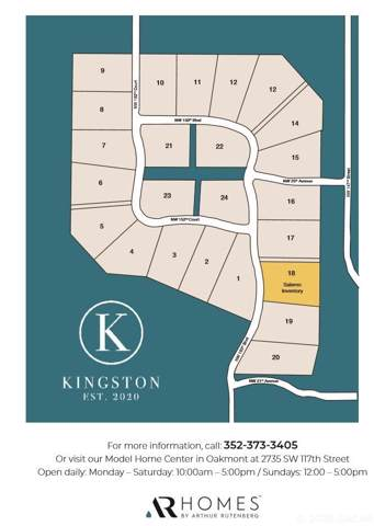 Lot 19 NW 150 Boulevard, Newberry, FL 32669 (MLS #431262) :: Pristine Properties
