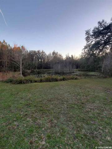 921 NW 17 Court, Chiefland, FL 32626 (MLS #431287) :: Bosshardt Realty