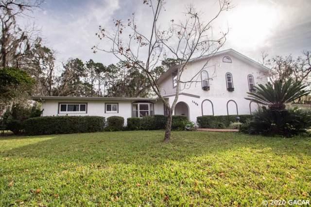 1408 N Randall St, Starke, FL 32091 (MLS #431347) :: Bosshardt Realty