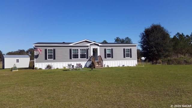 4840 SW 136 Court, Lake Butler, FL 32054 (MLS #431349) :: Bosshardt Realty