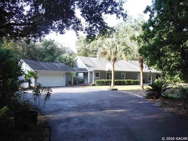 2039 W County Road 232, Bell, FL 32619 (MLS #431354) :: Bosshardt Realty