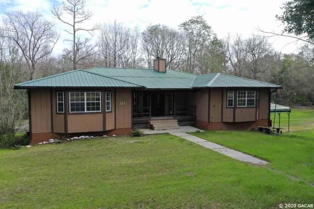 121 Sweet Gum Drive, Melrose, FL 32666 (MLS #431377) :: Bosshardt Realty