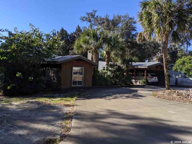 138 Serenity Drive, Melrose, FL 32666 (MLS #431411) :: Bosshardt Realty
