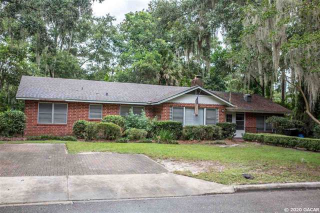 2140 NW 7th Place, Gainesville, FL 32603 (MLS #431416) :: Bosshardt Realty
