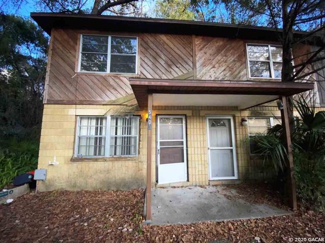 5403 NW 20TH Court A, Gainesville, FL 32653 (MLS #431418) :: Bosshardt Realty