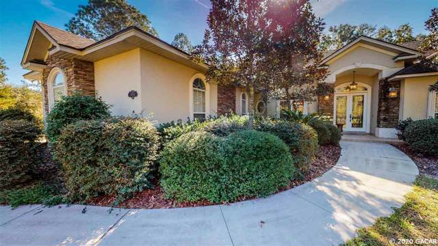 24555 NW 155th Ave, High Springs, FL 32643 (MLS #431431) :: Bosshardt Realty