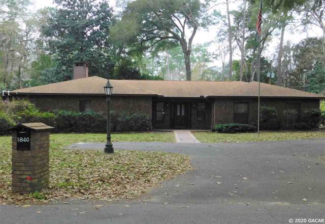 1840 NW 23rd Street, Gainesville, FL 32606 (MLS #431435) :: Better Homes & Gardens Real Estate Thomas Group