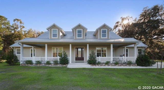 15790 NE 87TH Place, Williston, FL 32696 (MLS #431440) :: Better Homes & Gardens Real Estate Thomas Group