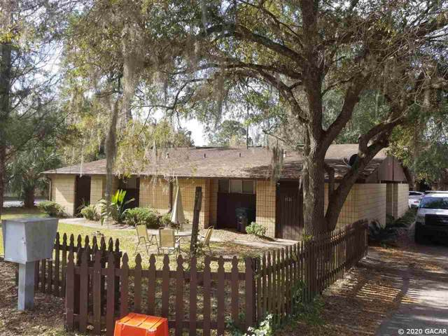 3524 NW 21st Street, Gainesville, FL 32605 (MLS #431501) :: Rabell Realty Group