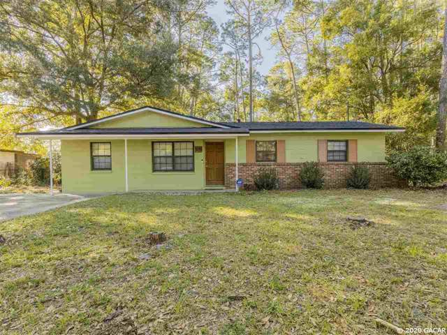 1618 NE 15TH Terrace, Gainesville, FL 32609 (MLS #431503) :: Abraham Agape Group