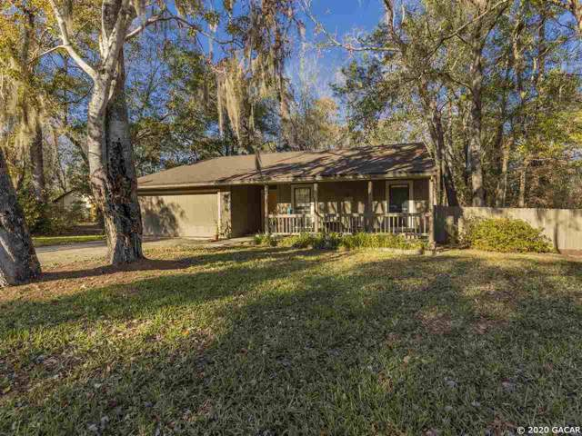6805 NW 52ND Terrace, Gainesville, FL 32653 (MLS #431506) :: Rabell Realty Group