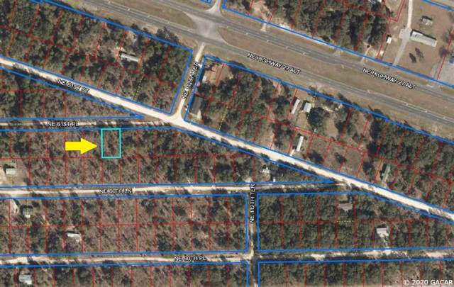 Lot 8 NE 61st Pl, Williston, FL 32696 (MLS #431509) :: Rabell Realty Group