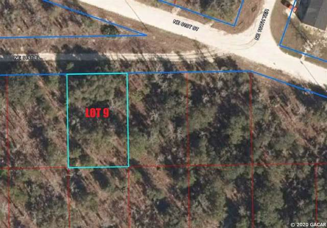 Lot 9 NE 61st Pl, Williston, FL 32696 (MLS #431510) :: Rabell Realty Group