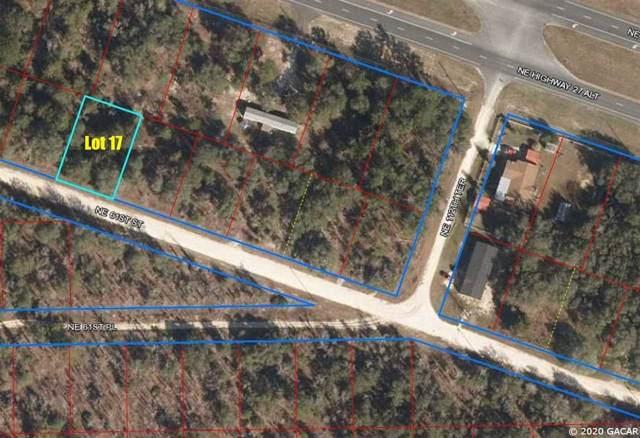 Lot 17 NE 61st St, Williston, FL 32696 (MLS #431514) :: Bosshardt Realty