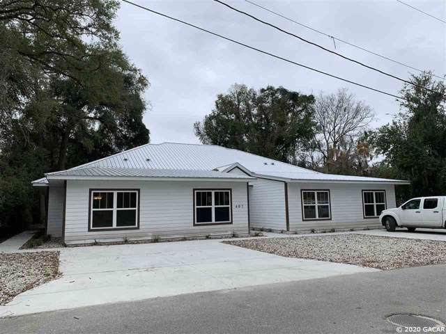 407 SW 7 Place, Gainesville, FL 32601 (MLS #431560) :: Bosshardt Realty