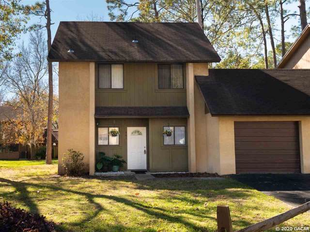 4611 NW 46th Court #109, Gainesville, FL 32606 (MLS #431574) :: Bosshardt Realty
