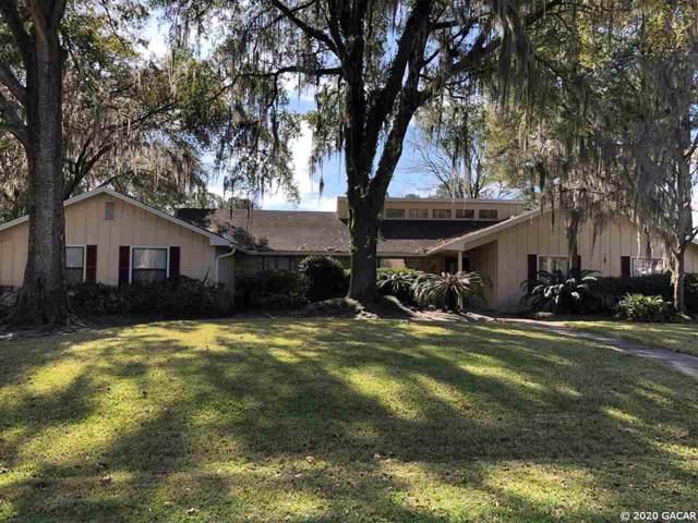 11708 NW 72nd Terrace, Alachua, FL 32615 (MLS #431581) :: Bosshardt Realty