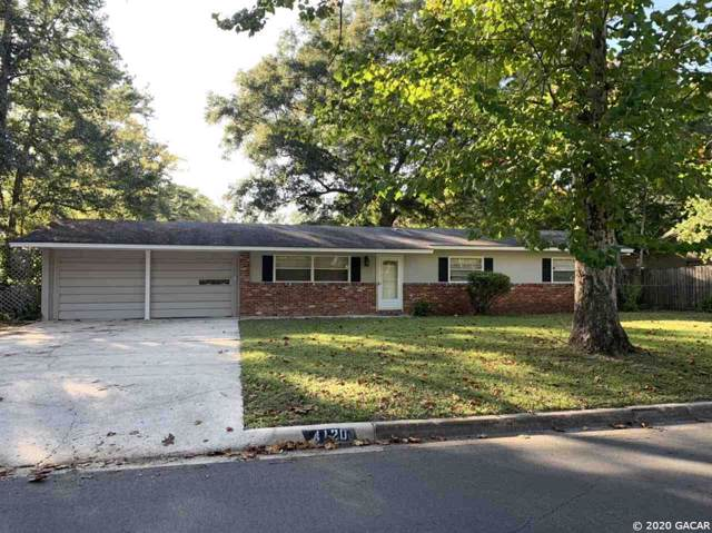 4120 NW 31st Terrace, Gainesville, FL 32605 (MLS #431583) :: Bosshardt Realty