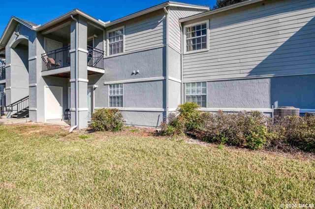 3705 SW 27th Street #516, Gainesville, FL 32607 (MLS #431625) :: Pepine Realty
