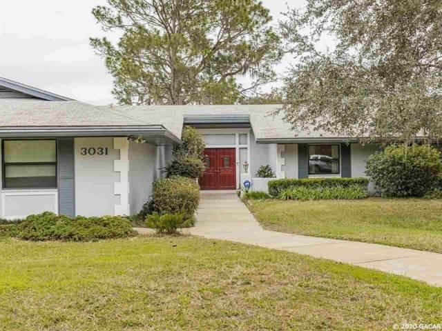 3031 SW 70th Lane, Gainesville, FL 32608 (MLS #431629) :: Pepine Realty