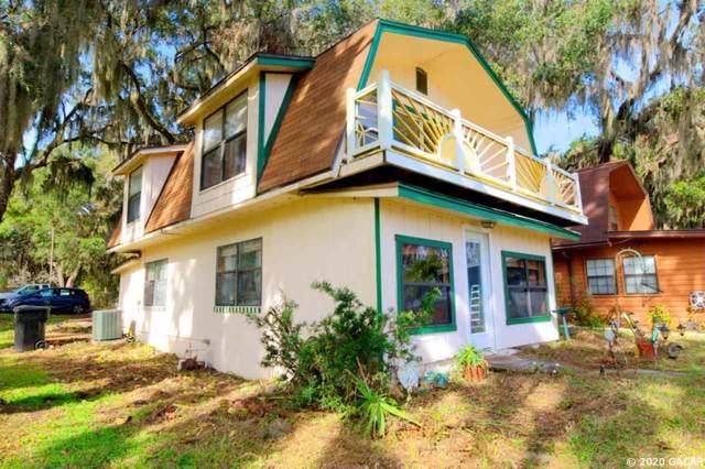 7615 NE 222nd Street, Melrose, FL 32666 (MLS #431658) :: Bosshardt Realty