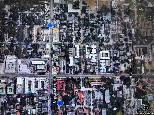 1011-1017 W University Avenue, Gainesville, FL 32601 (MLS #431812) :: Bosshardt Realty