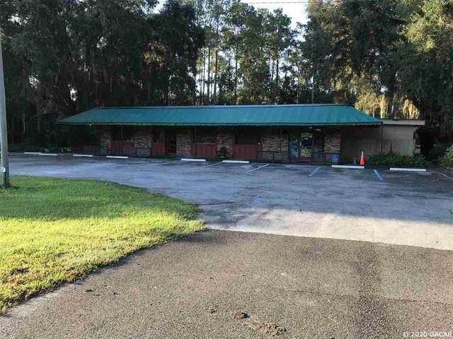 201 NW Us Highway 441, Micanopy, FL 32667 (MLS #431884) :: Bosshardt Realty