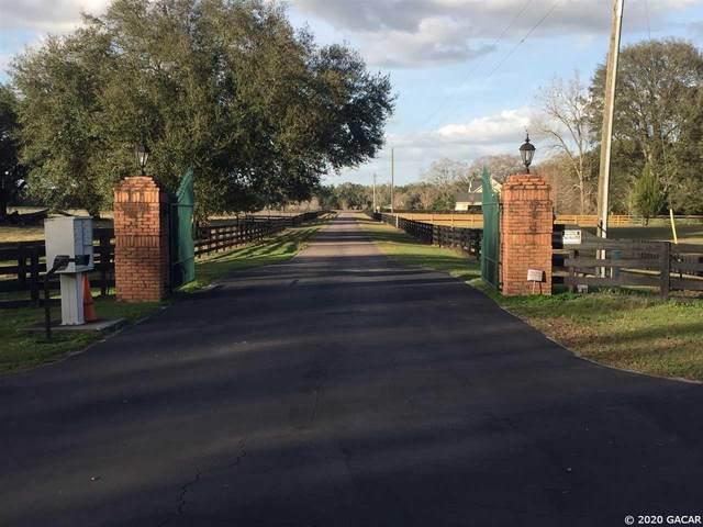 TBD NW 203 Terrace, Alachua, FL 32615 (MLS #431990) :: Bosshardt Realty