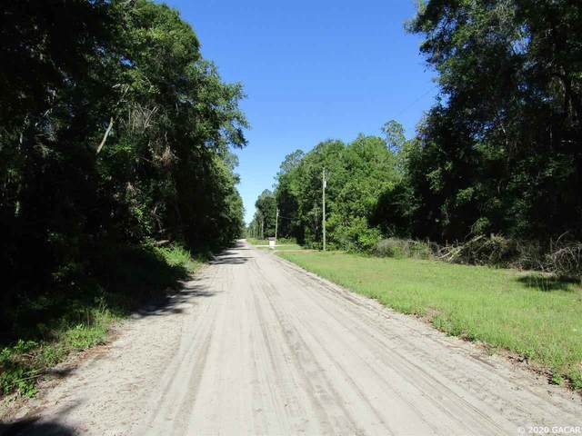 Lot 21 282nd Terrace, Branford, FL 32008 (MLS #432015) :: Bosshardt Realty