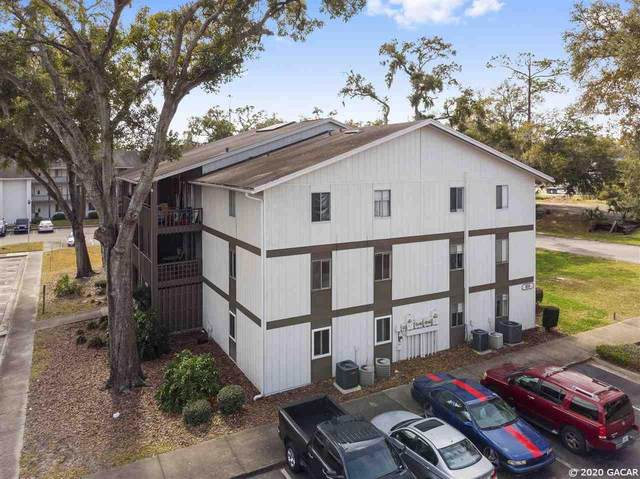 6519 W Newberry Road #105, Gainesville, FL 32607 (MLS #432081) :: Pepine Realty