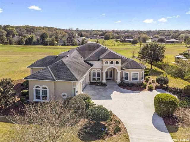 10807 SW 14th Lane, Gainesville, FL 32607 (MLS #432101) :: Bosshardt Realty