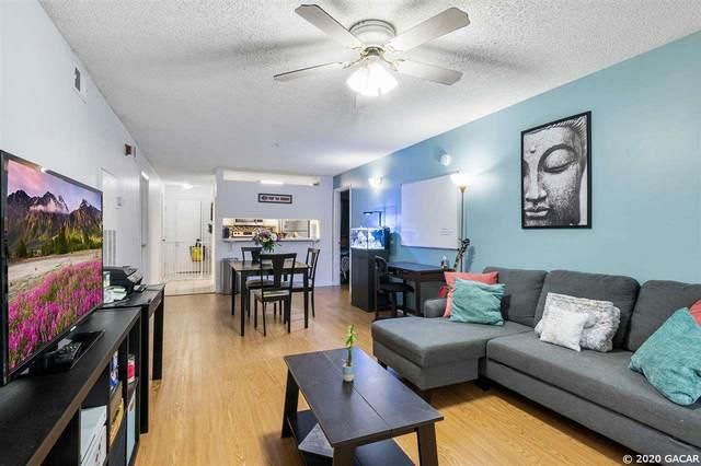 3921 SW 34TH Street #307, Gainesville, FL 32608 (MLS #432138) :: Bosshardt Realty