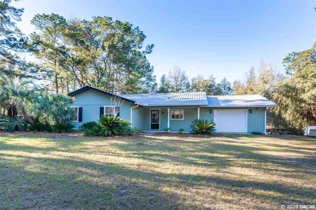 278 Ashley Lake Drive, Melrose, FL 32666 (MLS #432171) :: Bosshardt Realty