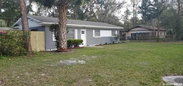 4025 NW 20th Terrace, Gainesville, FL 32605 (MLS #432186) :: Bosshardt Realty