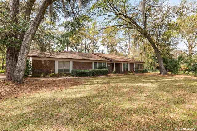 1510 NW 50th Terrace, Gainesville, FL 32605 (MLS #432187) :: Bosshardt Realty