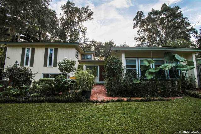 900 NW 37th Terrace, Gainesville, FL 32605 (MLS #432196) :: Pristine Properties