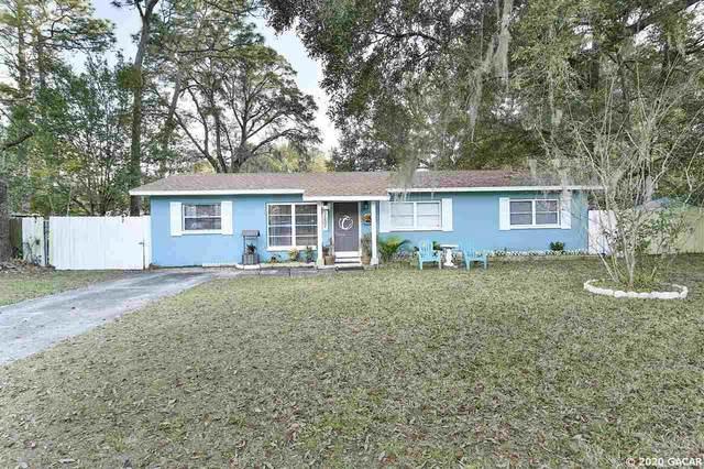 1411 NE 23 Avenue, Gainesville, FL 32609 (MLS #432198) :: Abraham Agape Group